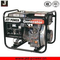 Air-cooled 4 stroke engine 2KVA Small Diesel Generator