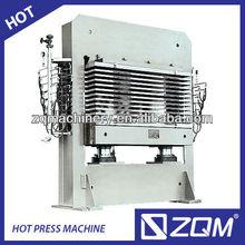 ZY214-8/6-15 hot press machine/hydraulic hot press machine/veneer hot presser/wood veneer pressing machine/hot press for plywood