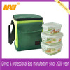 600D clear lunch cooler bags for food (NV-C081)