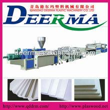 2012 Newest PVC foam board making machine with high quality
