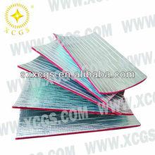 PMGRC2013 heat laminated foam core waterproof insulation manufacturer