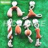Pet supply, Eco-friendly plush rope toy, dog toy