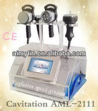 Cavitation RF Vacuum FaT Cellulite Reduction Machine AML-2111