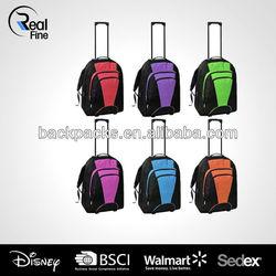 Fashional 42L Wheeled &Trolley Travel Backpack