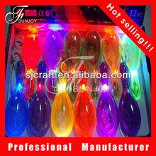 LED Flashing Maracas,party flashing led maraca