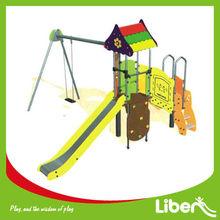 2013 latest amusement park Outdoor Playground Equipment PE Series LE.PE.003