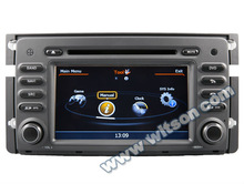 WITSON Smart dvd gps bluetooth rds A8 Chipset Dual Chipset,3G modem/wifi/DVR (Option) with FM,AM,RDS