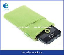 fashionable custom cell phone protection bag