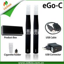 New arrival electronic cigarette variable voltage eGo C Twist hot selling Europe market e cigarette