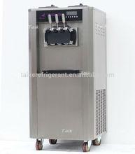 Soft serve /soft ice cream making machine/frozen yogurt machine (through wall)
