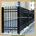 Enduit de poudre de fer clôture, Pickets ( SGS certifié usine )
