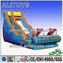 skillful workmanship 18ft inflatable slide,inflatable slide 18ft