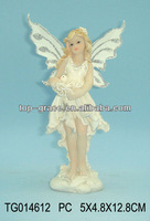 Polyresin handmade little angels models