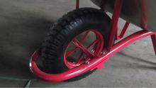 3.50-8 inflatable wheel barrow tire