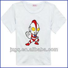 2014 fashion wholesale t-shirts bulk cheap t shirts printing 100 cotton white baby t-shirt