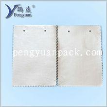 Raidant barrier Aluminum foil woven fabric aluminum coated fabric