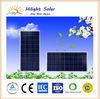 130W solar panel/130W solar module/130W photovoltaic module