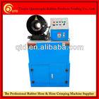China manufacture Quick change tools 2012 China supplier hose pipe machine/hydraulic hose crimping machine price