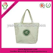wholesale nice outdoor cotton canvas diaper bag