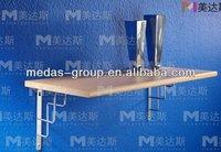 modern design metal shelf support
