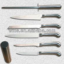 damascus steel kitchen knife set