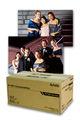 """Hiti - 5 """" x 7 """" fita e papel caso para P720L"""