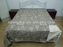 Fabric plaid cotton quilts Cover Set