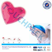 Super instant hot handwarmer heart shape/heat pad