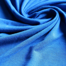Viscose/silk/spandex knitted fabric for woman's fashionable dress