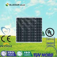 Best price mono 50 watt solar panel pv module