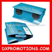 paper cardboard binocular/paper mini binoculars