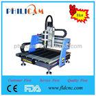 Small economic jinan 0404/4040 mini wood lathe CNC