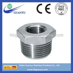 stainless steel female thread bush/bushing 150PSI Hebei Factory
