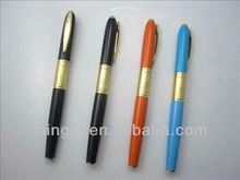 multicolor elegant metal fountain pen