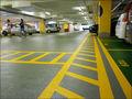 piso de concreto de revestimento de piso epóxi pintura