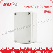 IP68 ABS plastic waterproof junction enclosure box
