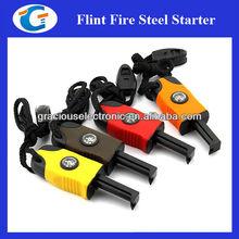 Gift idea sparkle survival fire steel lighter