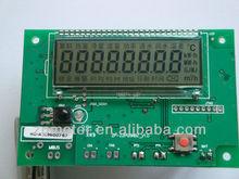 Ultrasonic smart heating meter's module - MSP430