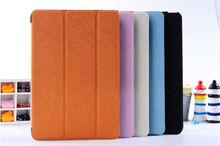 Pu leather 360 degree rotating case for ipad mini