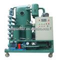 Óleo de purificação de transformador, Tx de filtragem de óleo, Interruptor de recuperação de óleo sistema