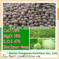 Fyf uncalcined dolomita fertilizantes/pó de dolomita