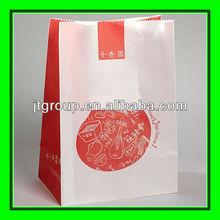food grade bread packaging printing sandwich paper bags