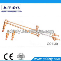 Full Brass Lpg Cutting Torch with Stainless Steel