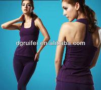 Custom supplex active wear set for women
