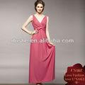 ärmellose mode damen langes kleid eveing 2013