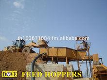 HOPPERS & ORE FEEDING STATIONS