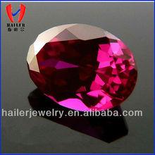 Synthetic Oval Cut Polish Create Ruby Gems