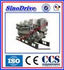 Hubei Dongfeng cummins marine generator with CCS certificate 6BT5.9-GM100