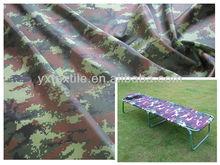 polyester taffeta military camouflage fabric waterproof tent