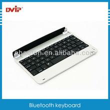 for ipad mini bluetooth keyboard with aluminum case